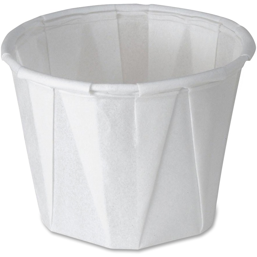 Solo Multi-pleated Portion Cups SCC100