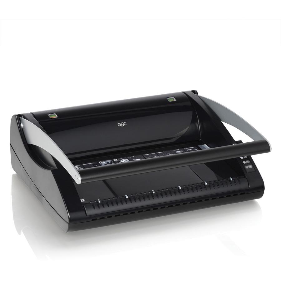 Swingline® GBC® ProClick® P110 Manual Binding Machine, Binds  110 Sheets, Punches