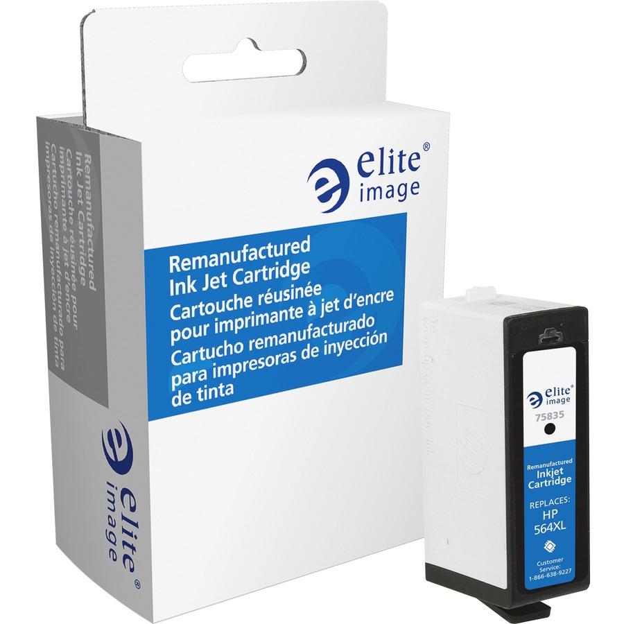 Elite Image Remanufactured Ink Cartridge Alternative For Hp 564xl