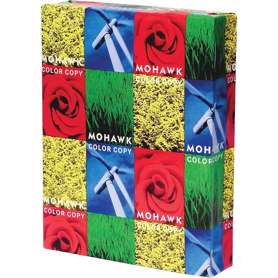 Mohawk Color Copy Gloss 80 Text Cover Paper Mow36201