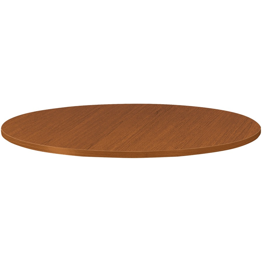 HON Preside Laminate Conference Table Top Elite Office Business - Hon round conference table