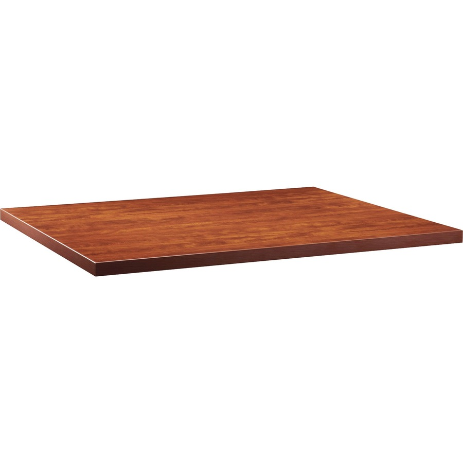 Lorell Modular Cherry Conference Tabletop LLR69933