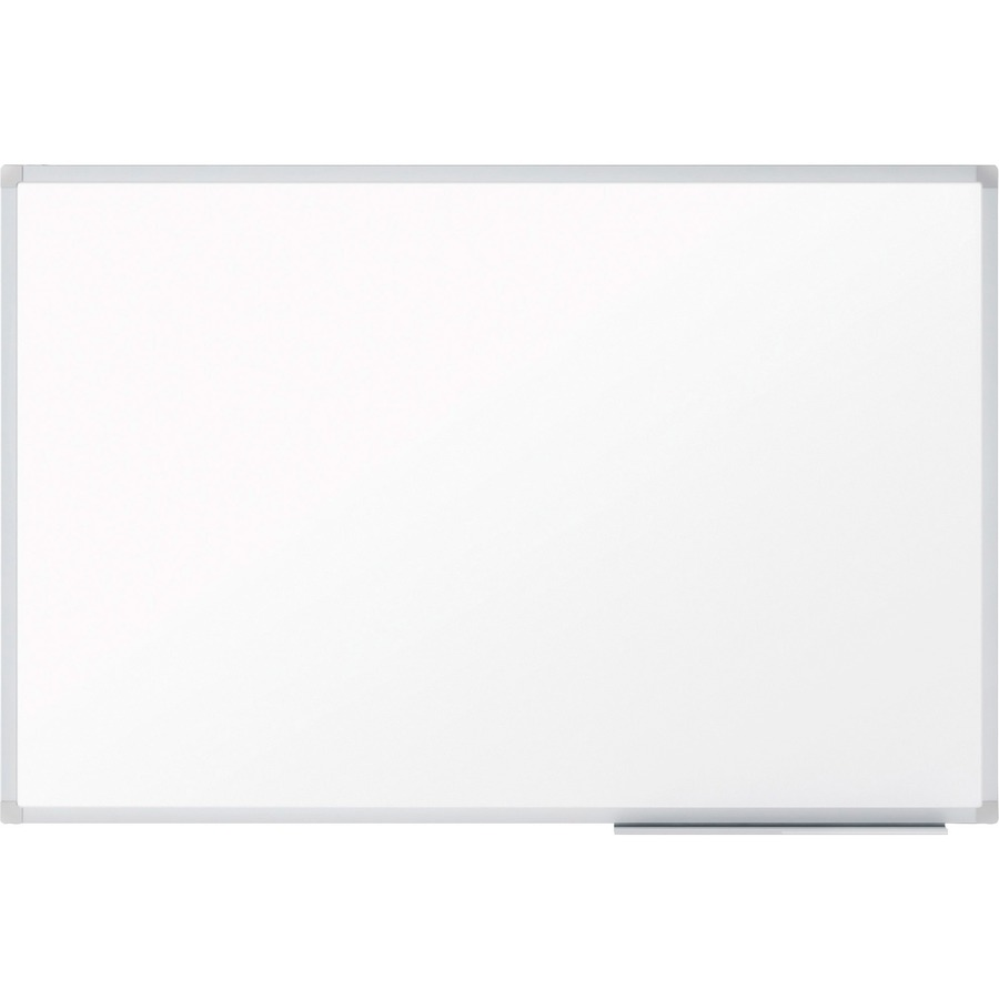 Mea85358 Mead Dry Erase Board With Marker Tray Office Supply Hut