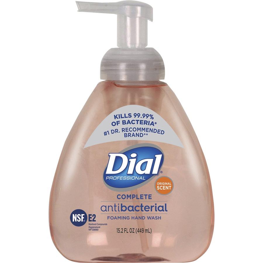 Dia98606 Dial Complete Prof Foaming Hand Soap Pump