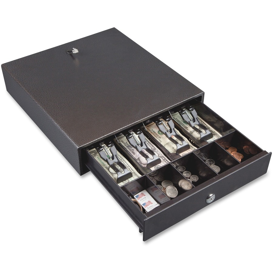 FireKing CD1314 Key Locking Compact Cash Drawer