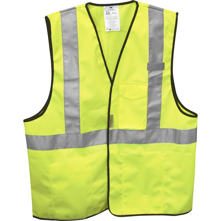 3M Adjustable Reflective Surveyors Safety Vest  MMM9461880030T on walmart desk chair