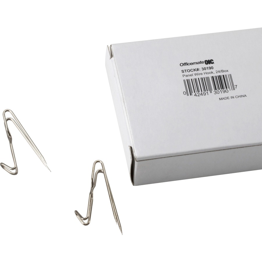 OIC Panel Wire Hooks - ICC Business Products - Office Products ...