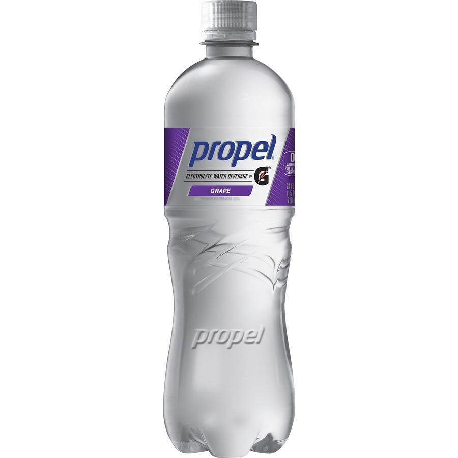 Propel Zero Quaker Foods Flavored Water Beverage