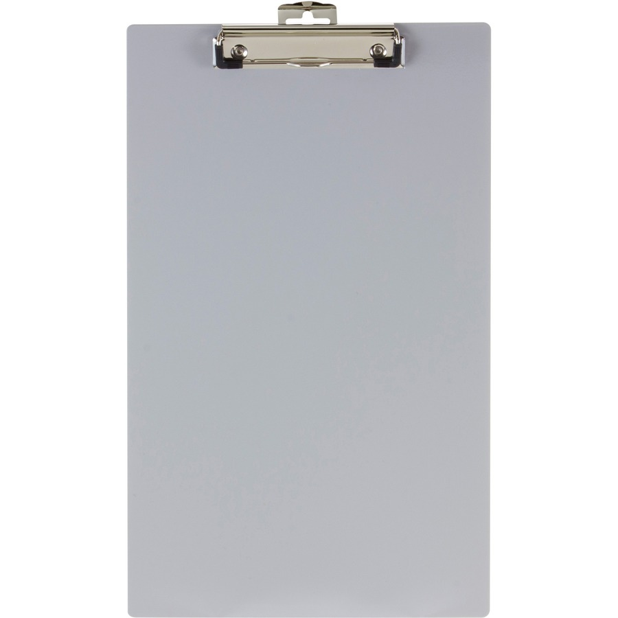 OIC Low profile Clip Aluminum Clipboard