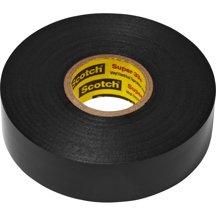 Scotch Super 33 Plus Vinyl Electrical Tape  MMM6132BA10 on bulk tables and chairs