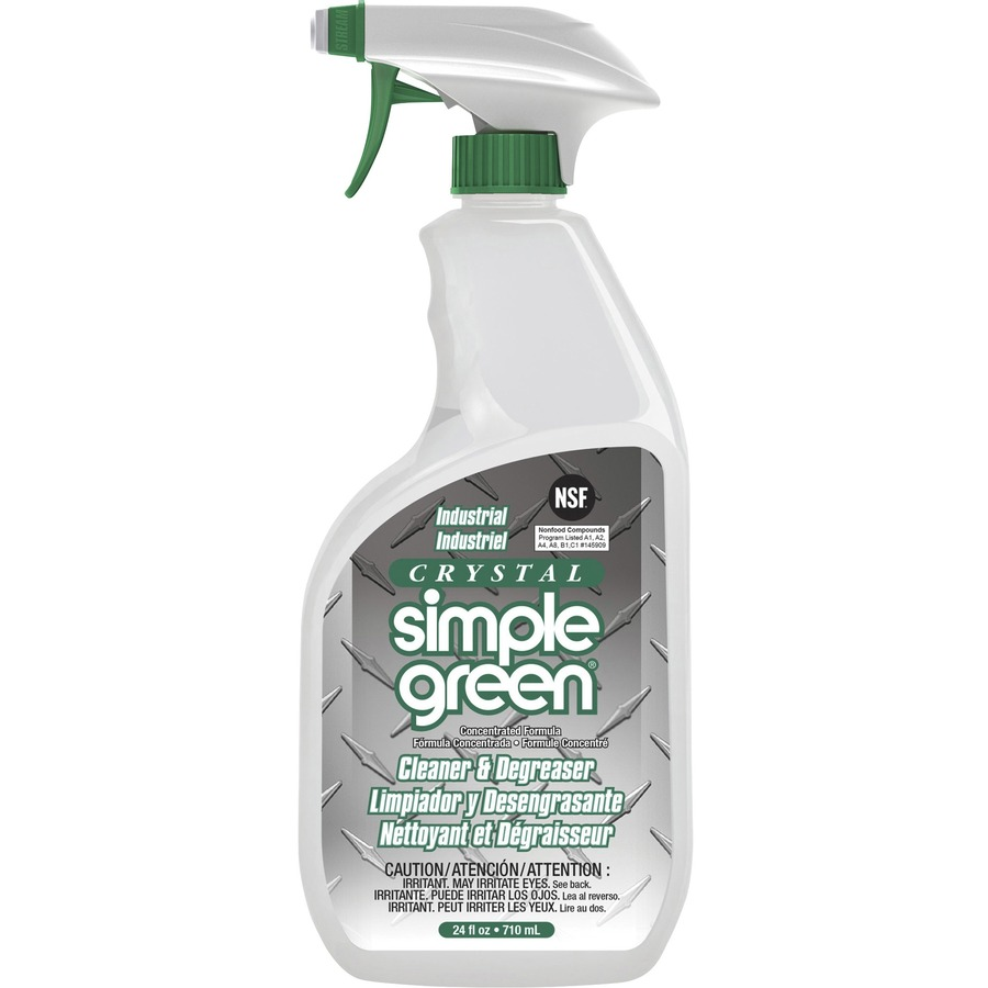 Simple Green Crystal Industrial Cleaner/Degreaser - Direct Office Buys