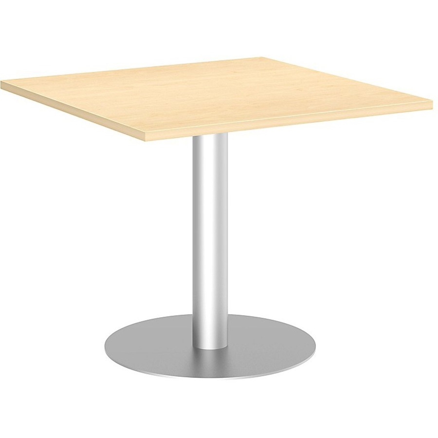 Bbf Inch Square Conference Table Kit Metal Disc Base Direct - 36 inch conference table