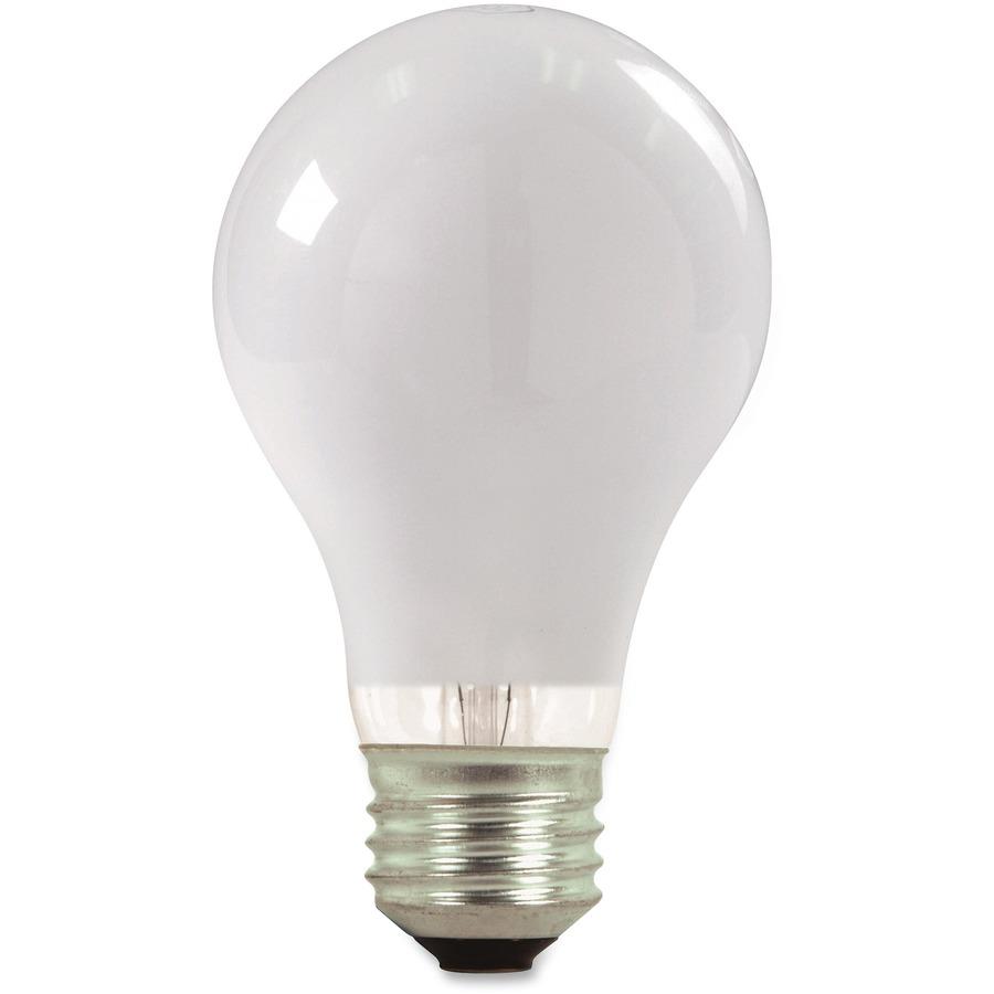 Satco 29 watt A19 Halogen Bulb