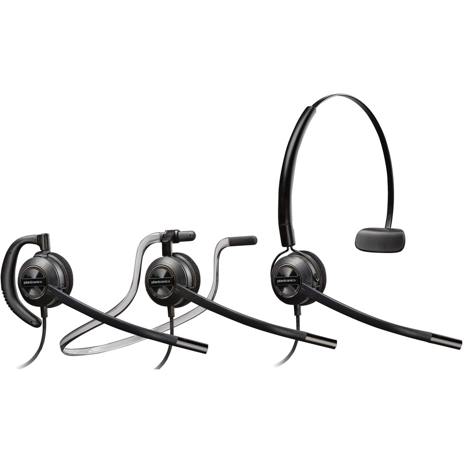 plnhw540 plantronics hw540 encorepro convertible headset office Home Office Phones with Headsets plantronics hw540 encorepro convertible headset plnhw540