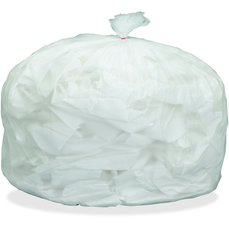 SKILCRAFT MediumDuty ProPerformance Can Liners - 33 gal - 33