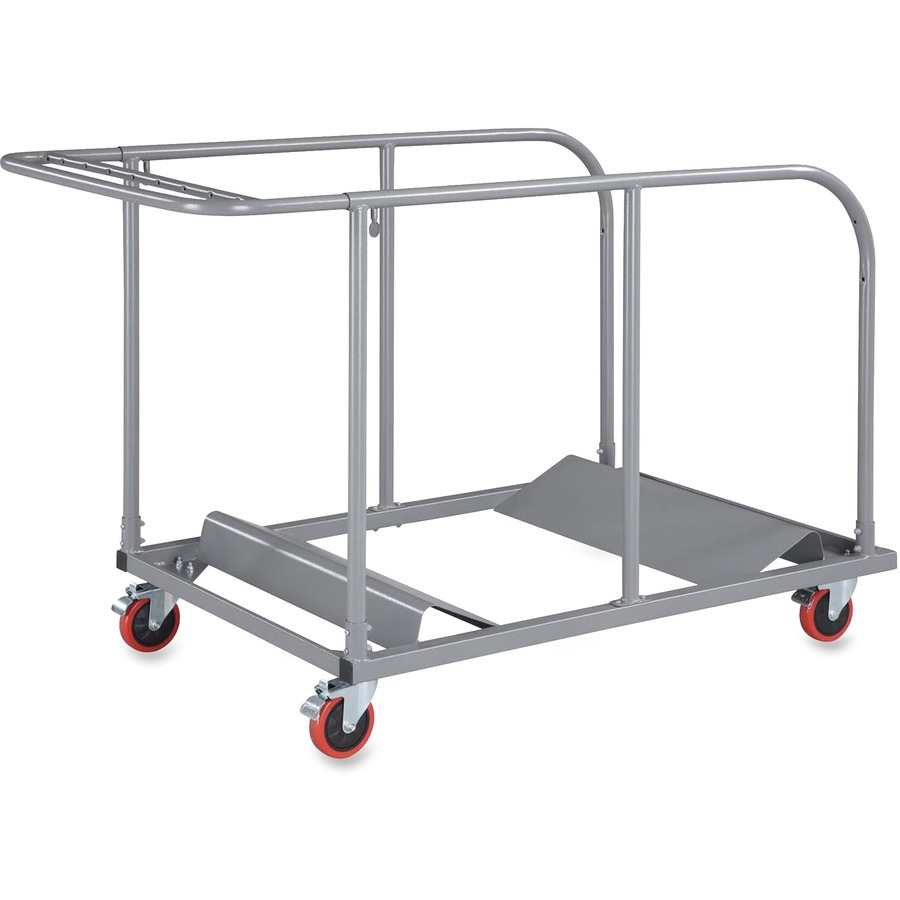 office trolley cart. Lorell Round Planet Table Trolley Cart LLR65955 Office Trolley Cart G