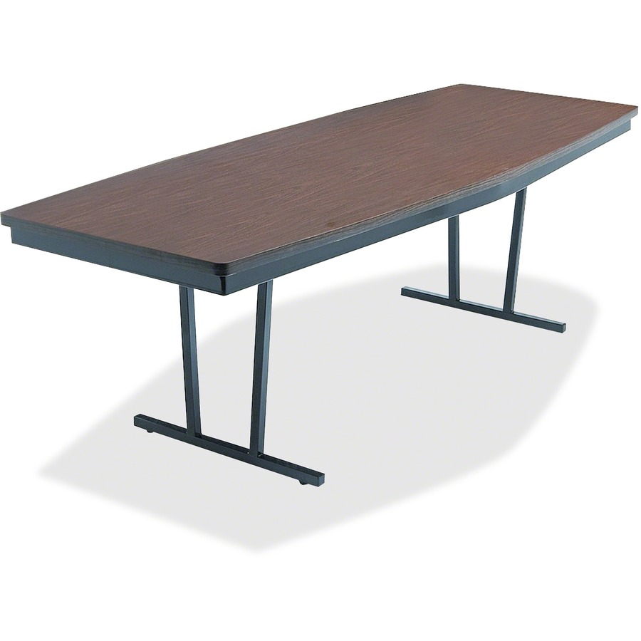 BRKECTWA Barricks Foldable Conference Table Office Supply Hut - Fold away conference table