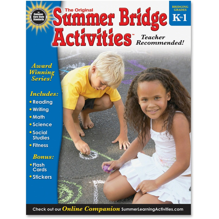 Summer Bridge Activities Workbook Activity Printed Book - English ...