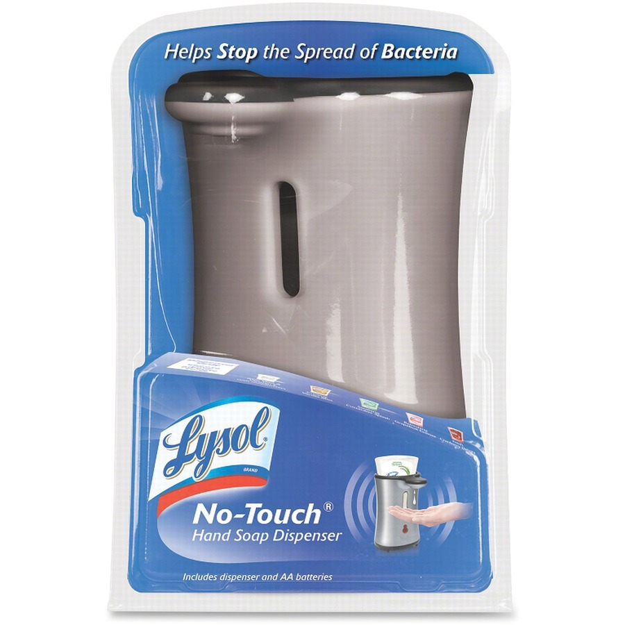 Wholesale Lysol No Touch Soap Dispenser RAC85299 In Bulk