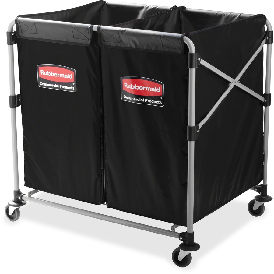 Rubbermaid Commercial Collapsible X Cart Rcp1881781