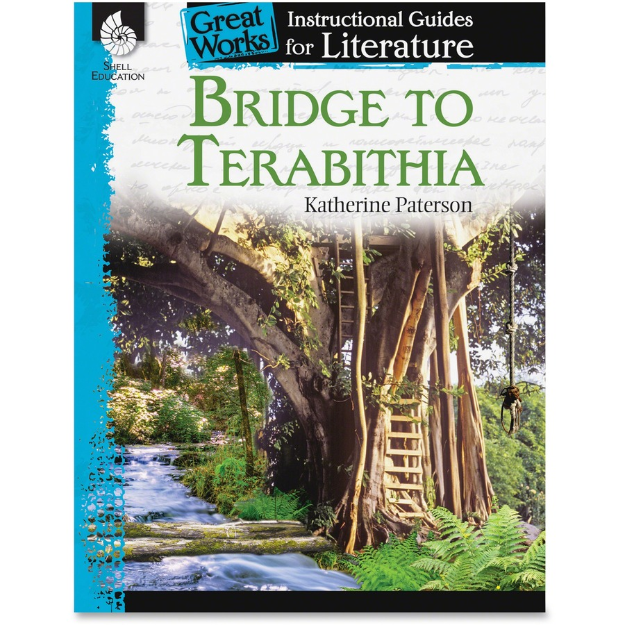 Shell Bridge To Terabithia Instr Guide Printed Book by Katherine Paterson -  Book