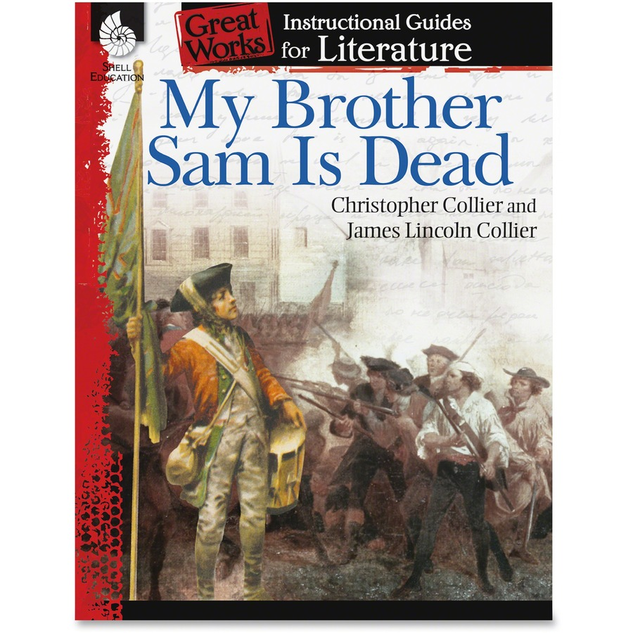 the summary of my brother sam is dead by christopher collier and james lincoln collier The collier brothers have written a story that reaches across historical boundaries, and has become a modern-day classic my brother sam is dead by christopher collierjames lincoln collier select another store.