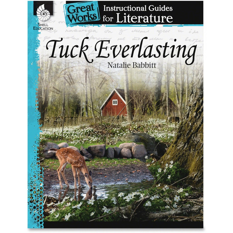 Quotes From Tuck Everlasting Book With Page Numbers: Shell Education Tuck Everlasting Guide Book