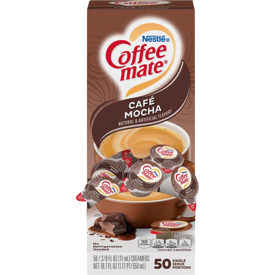 Coffee Mate Cafe Mocha Singles