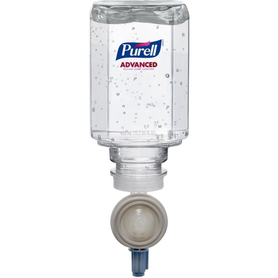 Goj880303 Purell Adx 12 Advance Green Sanitizer Gel Refill