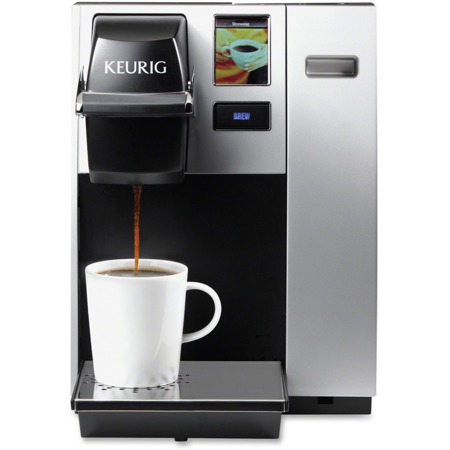 Keurig Coffee Maker Is Brewing Slow : Keurig K150 Commercial Brewing System with Water Reservoir