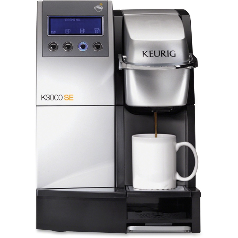 gmt23000 keurig k3000se plumbed commercial brewing system office rh officesupplyhut com keurig 3000se owner's manual Industrial Keurig Machine