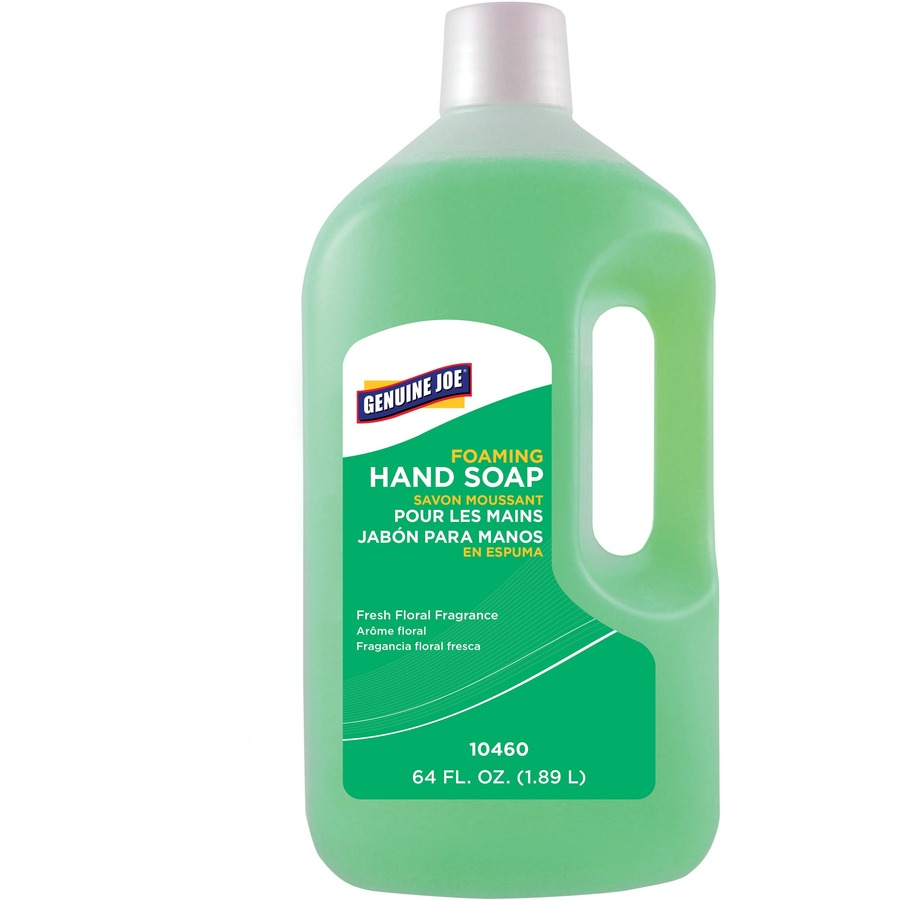 Wholesale Genuine Joe Foaming Hand Soap Refill GJO10460CT
