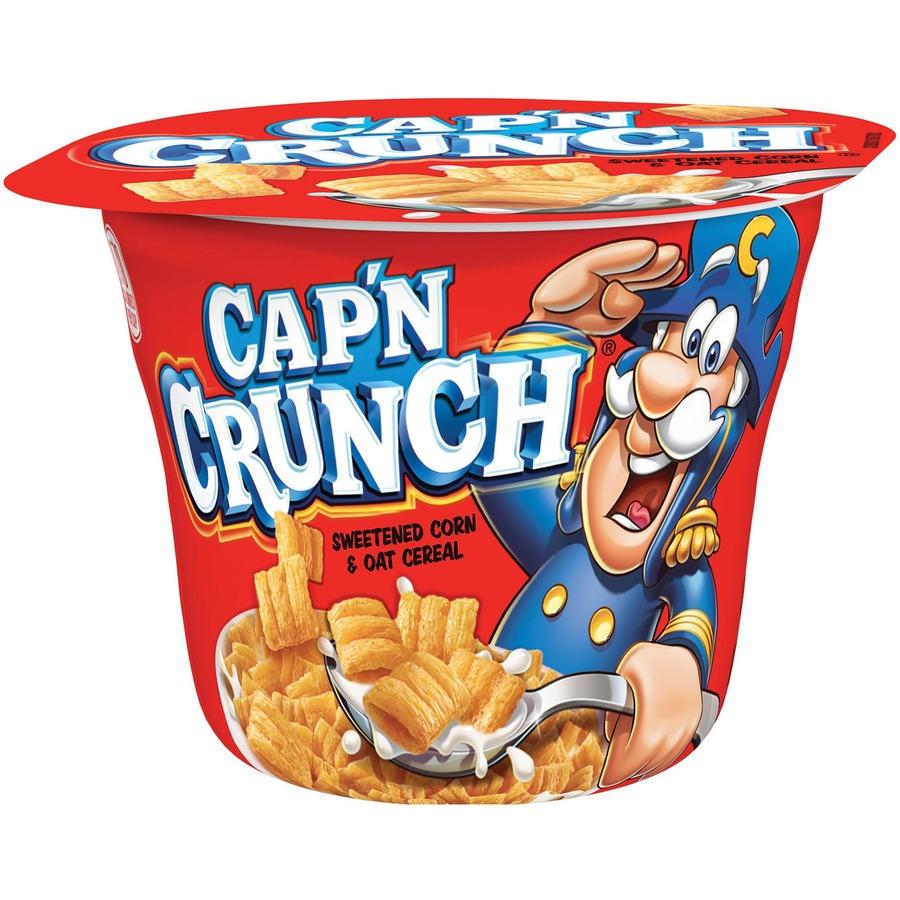 Quaker Oats Cap'N Crunch Corn/Oat Cereal Bowl - Tierney