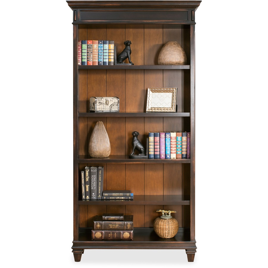 Kathy Ireland Hartford Open Bookcase Icc Business Products