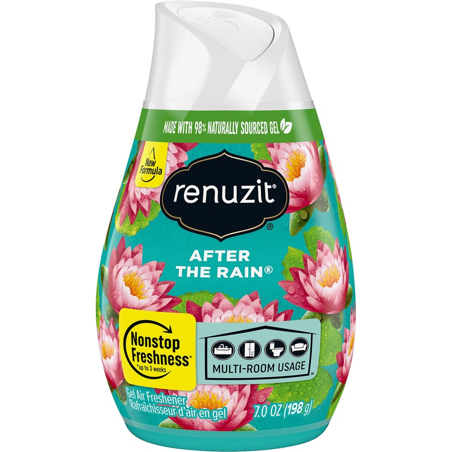 Renuzit Gel Air Freshner Fresh Lavender. g. $ $ check_circle. Today's best price. Add to cart. You may also need. $ $ Renuzit Gel Air Freshner After The Rain.
