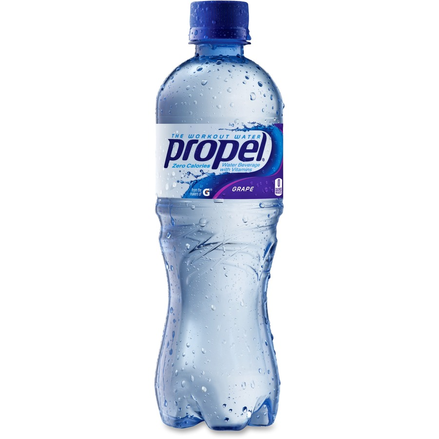 83dca81401 Propel Zero Calorie Water Beverage with Vitamins - Grape Flavor ...