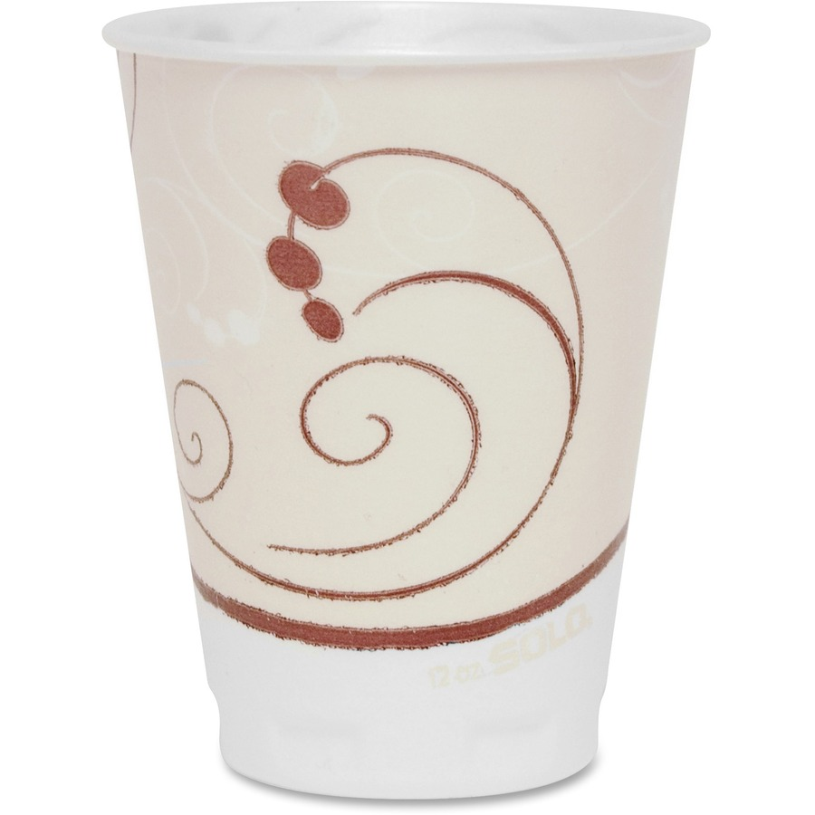 solo cup cozy touch 12 oz. insulated cups - direct office buys