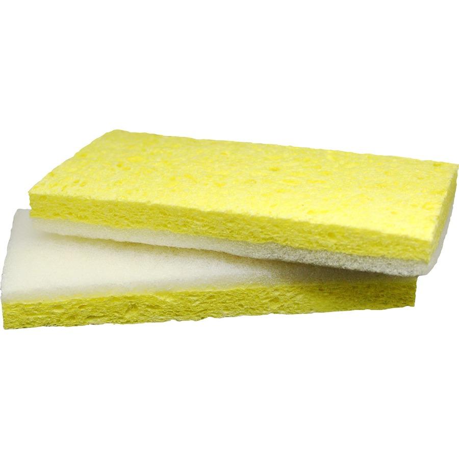 impact products light duty scrubber sponge imp 7129p. Black Bedroom Furniture Sets. Home Design Ideas