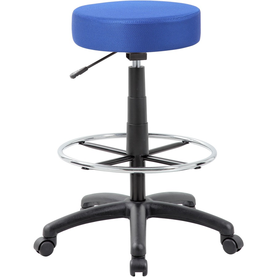 Wholesale Boss The Dot Drafting Stool Blue Bopb16210be In