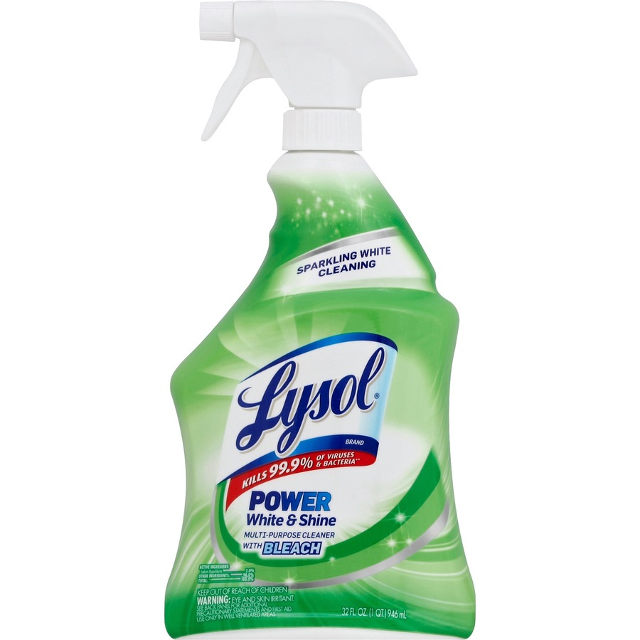 Lysol All Purp Cleaner With Bleach