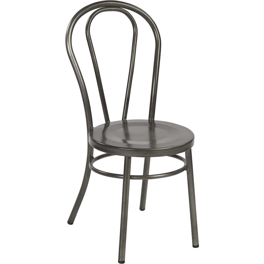 Worksmart odessa metal dining chair with backrest fully assembled ospod2918a2c210