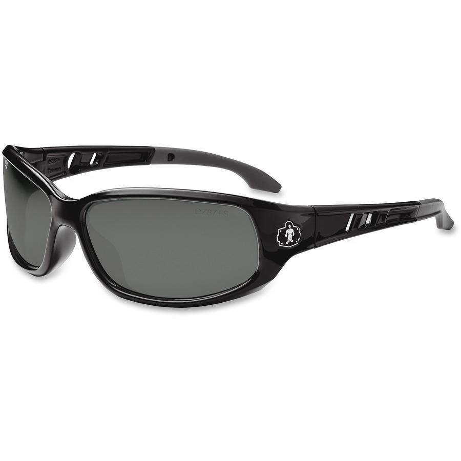 Ergodyne Valkyrie Smoke Lens Safety Glasses : 1031143726 from www.bulkofficesupply.com size 900 x 900 jpeg 45kB