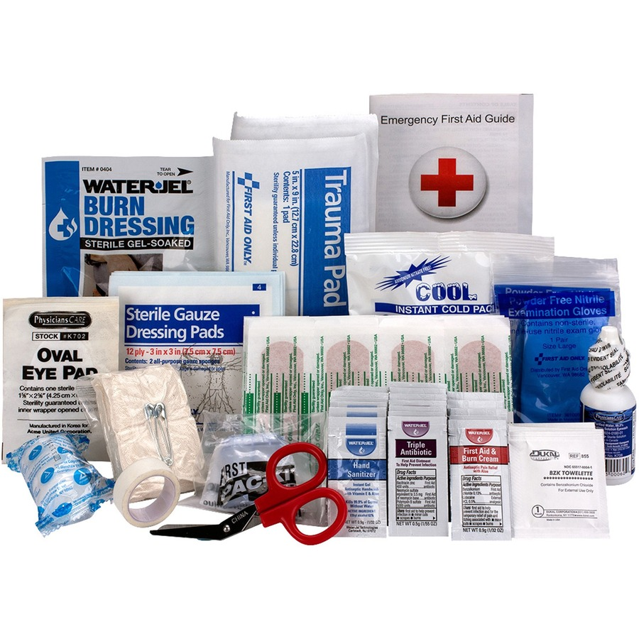 Wholesale First Aid Only 25-person First Aid Kit Refill FAO90583