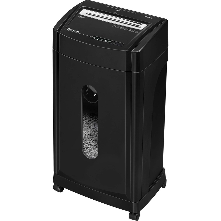 micro cut paper shredder High security, micro-cut shredder with a 10 sheet capacity can shred credit cards (one at a time) shreds paper into indecipherable confetti-sized strips (1300.