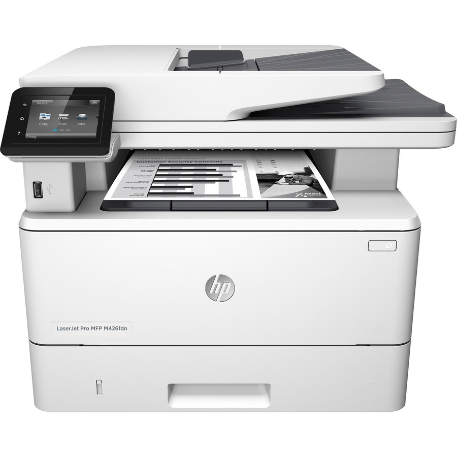 HP LaserJet Pro M426FDN Laser Multifunction Printer