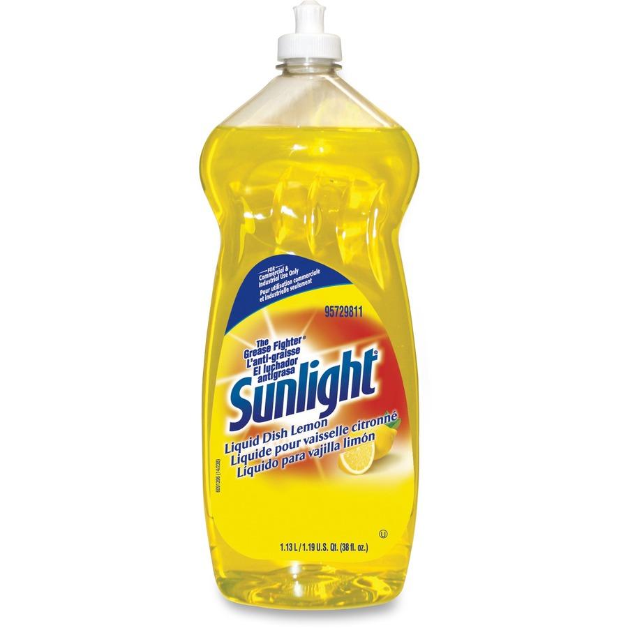 Deals On Sunlight Liquid Dish Cleaner Discounts