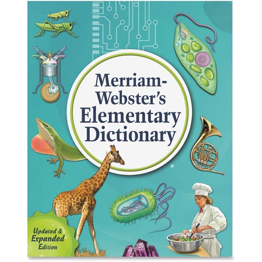 Executive Privilege Webster Definition: Merriam-Webster Elementary Dictionary Dictionary Printed