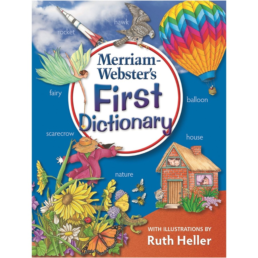 Executive Privilege Webster Definition: Merriam-Webster First Dictionary Dictionary Printed Book