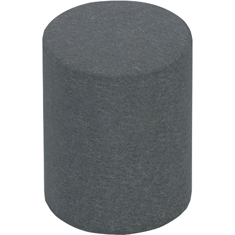 Sensational Mooreco Economy Pouf Stool Ottoman Small Plywood Hardwood12 X 12 X 16 5 Fabric Neutral Gray Seat Gmtry Best Dining Table And Chair Ideas Images Gmtryco