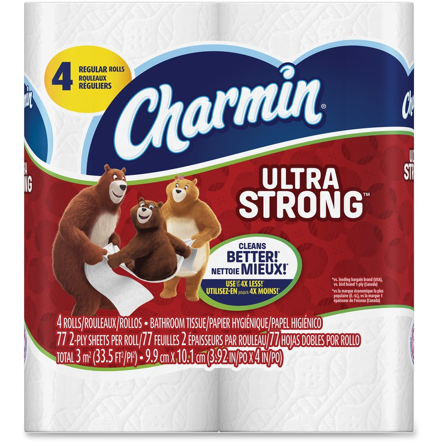 Wholesale Charmin Ultra Strong Bath Tissue Pgc94141ct In Bulk